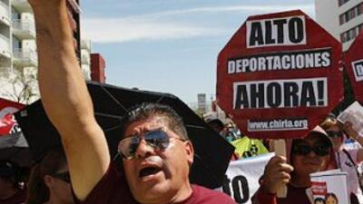 En lo que va de la Administración de Barack Obama, el gobierno ha deport...
