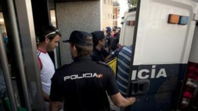 La policía detuvo a un español que intentaba imitar la masacre en Columb...