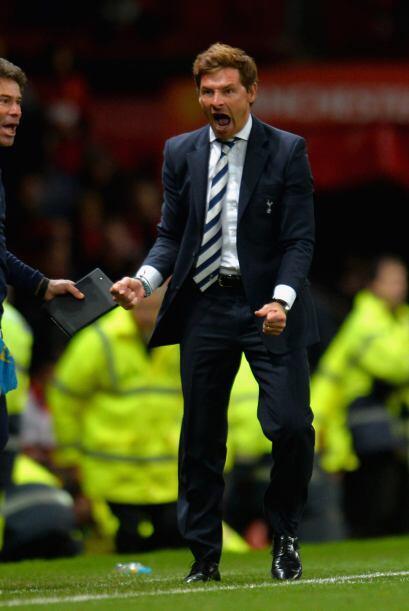 El entrenador de esta semana es el portugués André Villas-Boas, técnico...