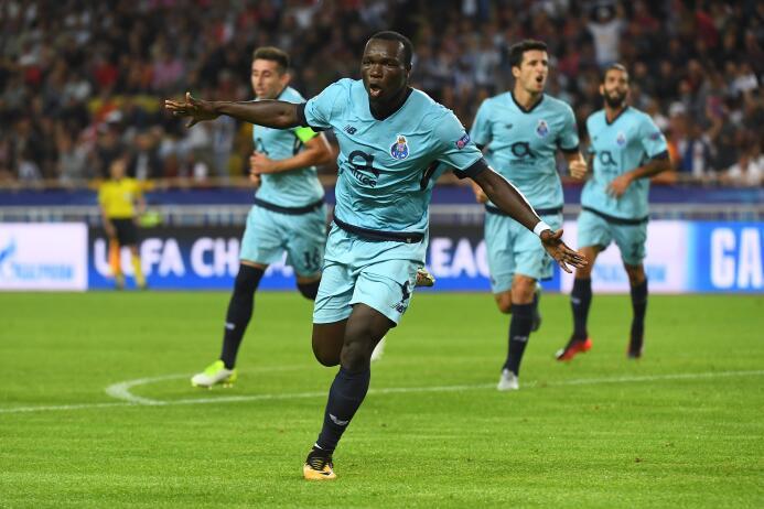 Porto sorprendió al Mónaco con gol mexicano en Champions y los cuatro de...