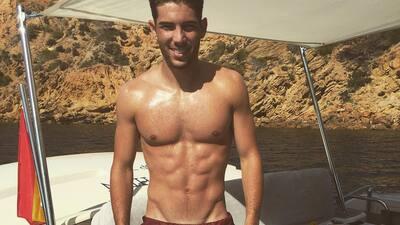 Conoce a Luca, el hijo modelo de Zidane y estrella de las redes sociales