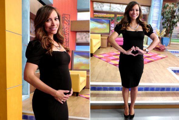 Rumbo a la semana 26 de su embarazo, Satcha Pretto se prepara también pa...