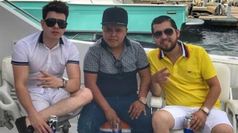 El pirata de Culiacán tenía muchos amigos