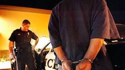 Un arresto por entrar ilegalmente a Estados Unidos.