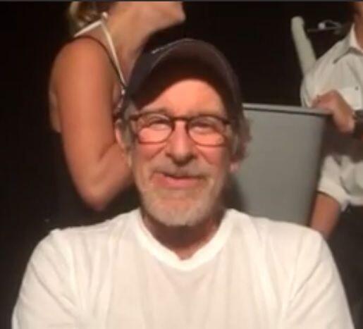 Steven Spielberg se sumá a las celebridades a favor del 'Ice Bucket Chal...