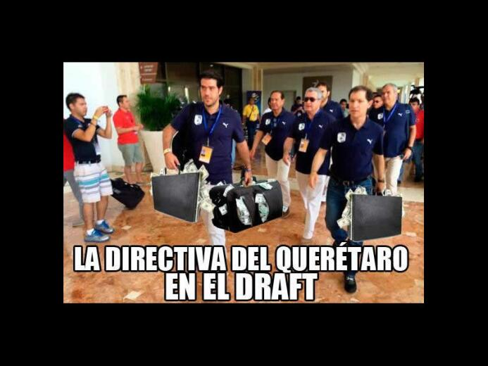 Draft Liga Mx
