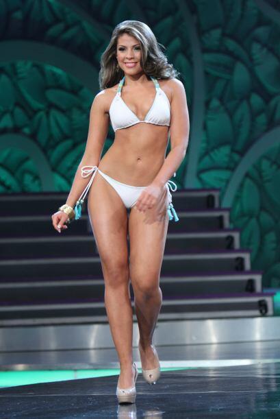 Nicole no simplemente es una cara bonita y un cuerpo espectacular, sino...