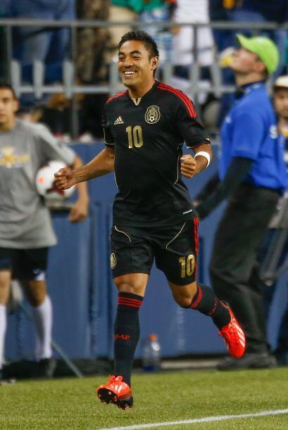 Un penalti sobre Marco Fabián significó la posibilidad de convertir el p...