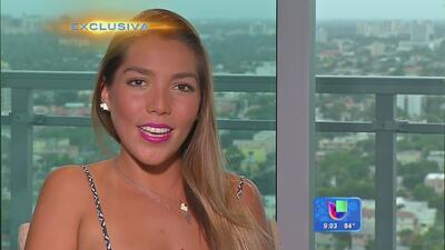 ¡Exclusiva! Frida Sofía, hija de Alejandra Guzmán, quiere continuar con...