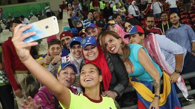 Deyna Castellanos, la venezolana que es la 'Messi del Mundial Sub-17 femenino'