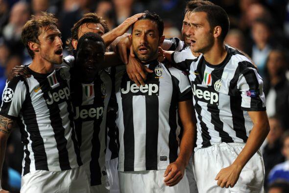 Los italianos se levantaban de un 2-0 en contra para empatar.