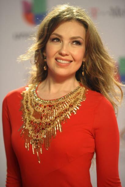 Thalía es ejemplo de que siempre hay algo nuevo que inventar y reinventa...
