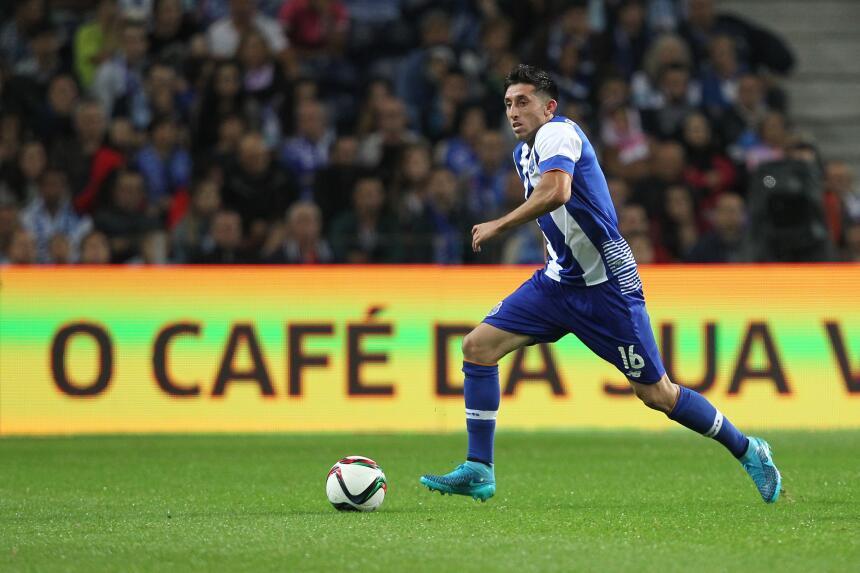 Héctor Herrera es el tercer mexicano del Porto y probablemente el mejor...