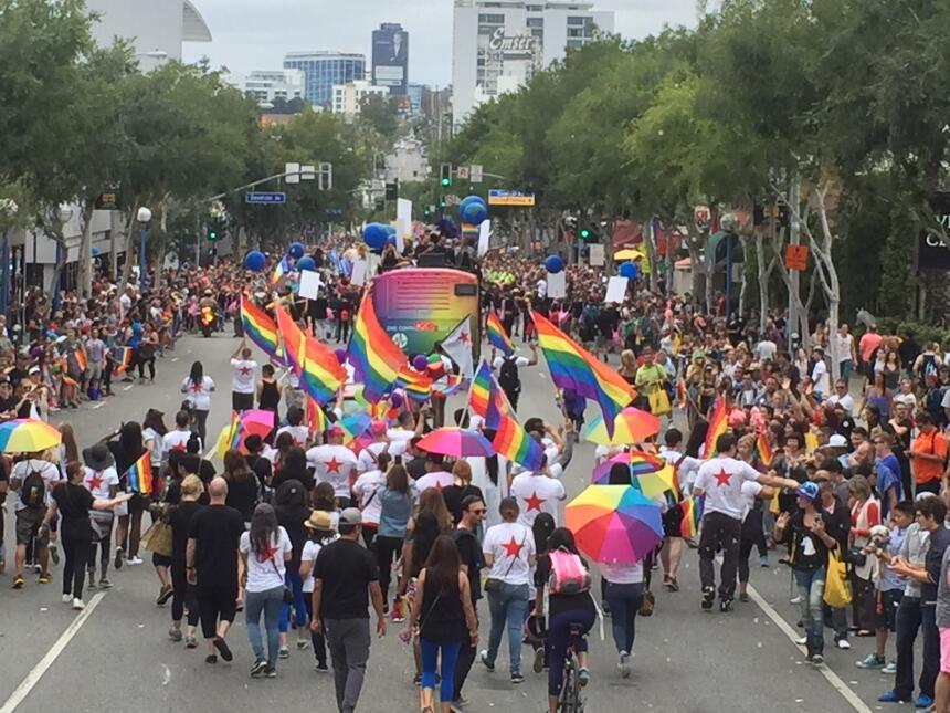 LA Pride 2016