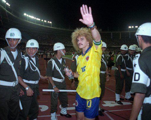 En el fútbol de Colombia son varios los que han estado en problemas. Car...
