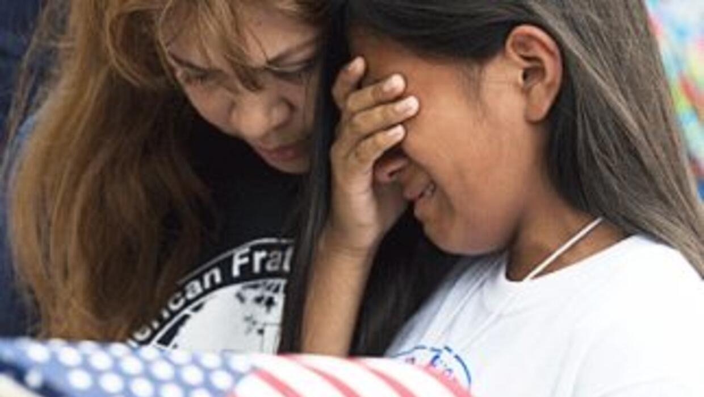 La acción ejecutiva que anunció el presidente Obama arrancó lágrimas de...