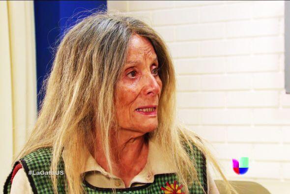 No sea así doña Rita, Pablo no quiso robarse a su hija. ¡Sólo quería verla!