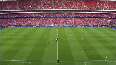 Highlights: PAOK Salonika at Benfica on August 21, 2018