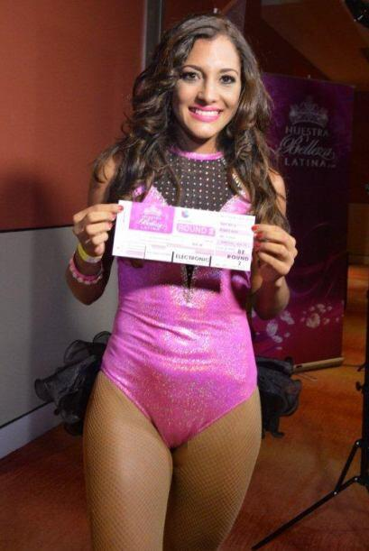 Stephanie Gómez Díaz Son 10 las chicas puertorriqueñas que tendrán que b...