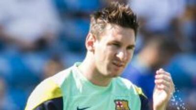 El delantero argentino es positivo de cara a la próxima campaña con el B...