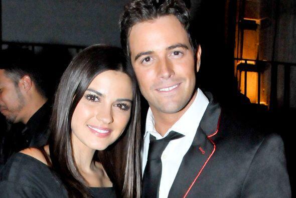 Maite Perroni y Mane de la Parra terminaron su noviazgo después de dos a...
