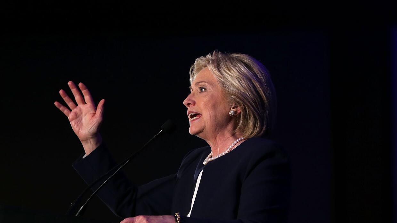 Blaise Ingoglia: Pronóstico nublado para Clinton GettyImages-Clinton-Dar...