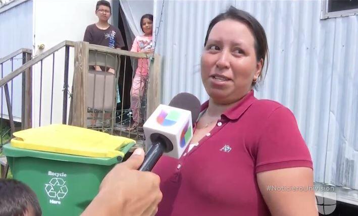 Después de Irma: en Immokalee se quedaron sin casa pero hay trabajo en l...