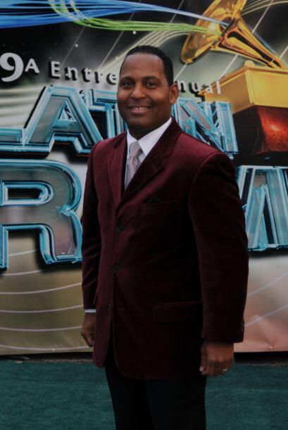 En 2008 Tony hizo lo propio con este color de traje.