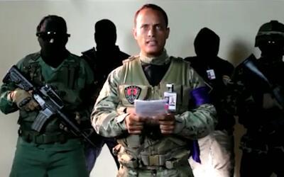 Video: Las declaraciones de un funcionario policial que se rebela contra...