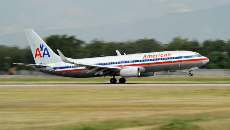 Un avión con destino a Chicago aterrizo de emergencia por un derrame de...