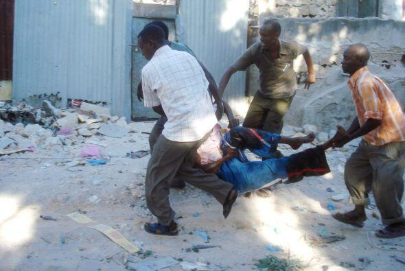 Somalia. Este país africano de casi 10 millones de habitantes vive en el...