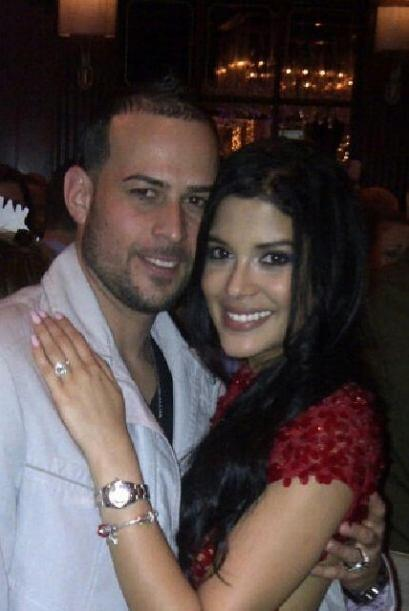 Su ex pareja se llama Jonathan Sánchez y es un conocido pelotero puertor...