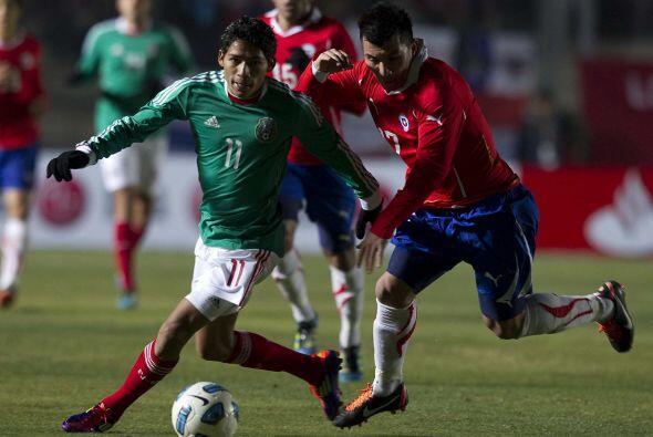En la última edición de la Copa América, Argentina 2011, México tuvo su...
