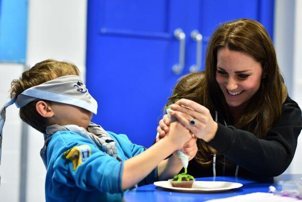 Kate se ha ganado el corazón de millones alrededor del mundo.