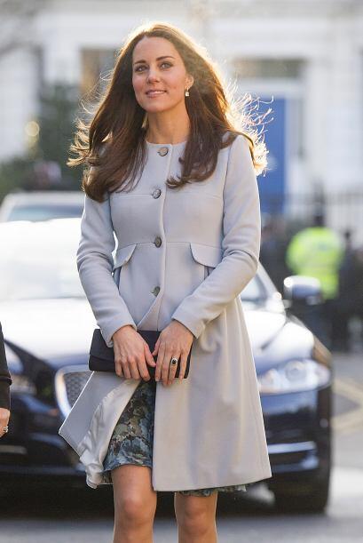 Kate luce bien con cada 'look', pero el secreto de todo es que no tiene...
