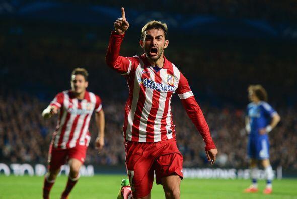 Obligado a romper el cero y marcar de visitante, el Atlético de Madrid p...
