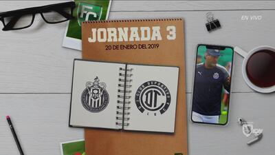 ¡Entre líneas! Chivas y Toluca, un duelo de dos equipos en buen presente futbolístico