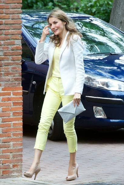 ¿Les gustan los 'looks' de la princesa Letizia? Pues gracias a todas sus...