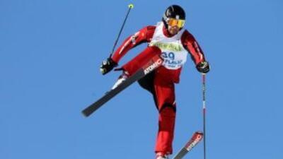 Nick Zoricic falleció en un accidente durante el mundial de skii.