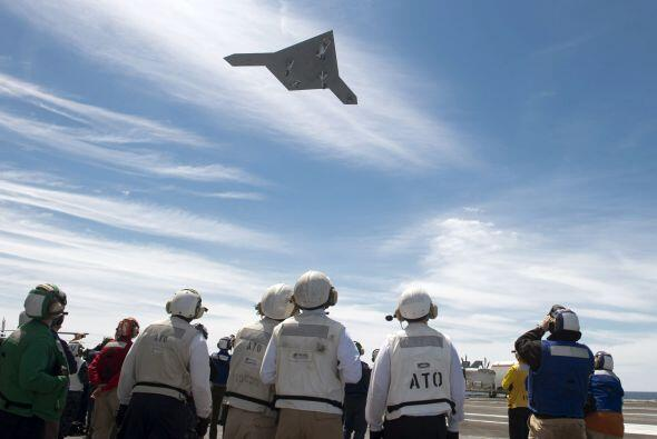 Tanto las fuerzas armadas como la CIA utilizan los drones Predator y Rea...