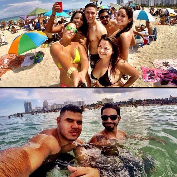 3. MIAMI, Florida. 155 selfies por cada 100.000 habitantes. | Foto tomad...