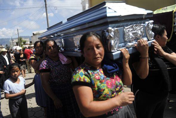 Amnistía Internacional pidió a Guatemala que tome medidas para poner fin...