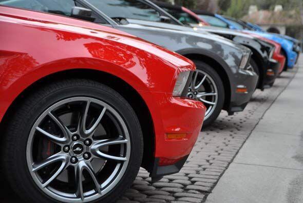 Con esto, Ford deja en claro que la conducción puede ser 'verde'  sin sa...