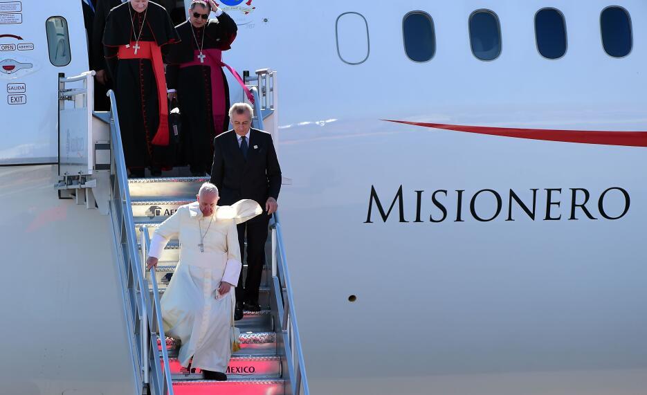 Papa Francisco en Ciudad Juárez