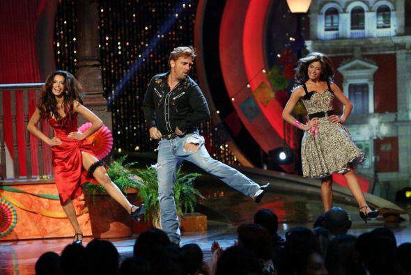 El actor Harry Geithner contagió a la salvadoreña y a la puertorriqueña...