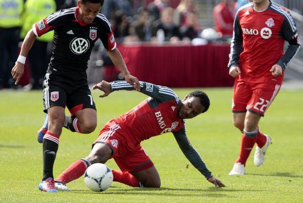 El equipo de Andy Najar se recuperó de una derrota a mitad de semana.