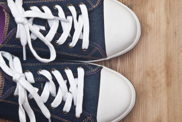 6.Lleva zapatos cómodos y que vayan con tu look.