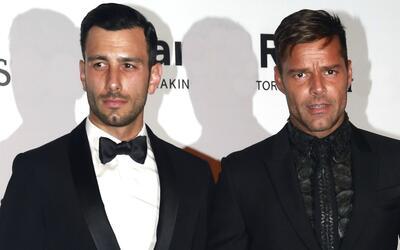 Jwan Yosef aceptó la propuesta de matrimonio de Ricky Martin, a u...