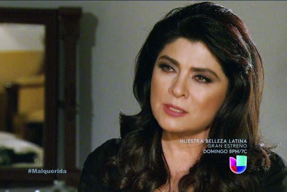 Y Cristina está de acuerdo, no te rogará para que te quedes.