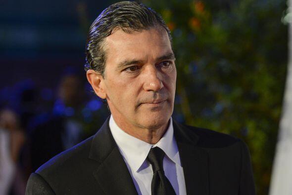 El actor malagueño asegura que ni Brad Pitt, ni George Clooney, ni Tom C...